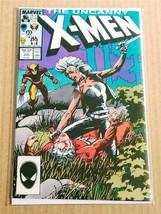 Uncanny X-Men #216 (1963 1st Series) High Grade Copper Age Collectible C... - $2.39