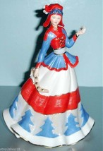 Lenox Hannah Lapland Snow Princess Figurine Limited Edt/Numbered Retail $195 NEW - $72.90