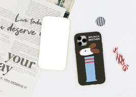 Brunch Brother Dog iPhone 11 Pro Slim Silicone Case Cover Protector Accessory image 4