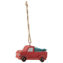 Red Truck Ornament Choose From 17 Different Sayings Or Letter  Your Own ... - $3.00