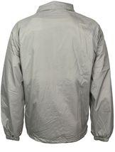 Renegade Men's Lightweight Water Resistant Button Up Windbreaker Coach Jacket image 11