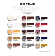 5 x New Leather Boot Shoe Cream Polish Shine 1.55 oz (43 g) - $19.99