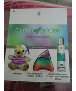 Women's Garden Of Creation Perfume / Deodorant Gift Set By Lamis Plus Te... - $35.15