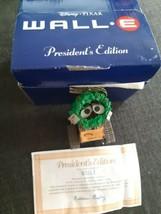 Disney Pixar Wall-E President's Edition Ornament Christmas Holiday Tree Decor - $49.45