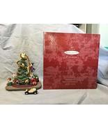 1997 Trimming Santa's Tree Studio Edition Hallmark Keepsake Ornament - $49.50