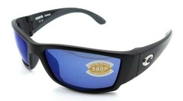 Costa Del Mar Sunglasses Corbina 06S9057-0862 61-18-125 Black / Blue Mir... - $196.00