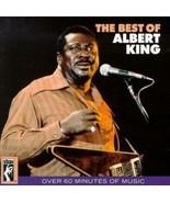 Albert King  ( The Best Of Albert King ) CD - $2.50
