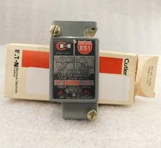 Eaton E51SBL Sensor Body, Photoelectric , Limit Switch Style, 20-264V AC/DC - $96.66