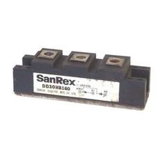 SANREX DD30HB160 POWER MODULE 30A, 1600V