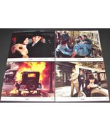 4 1975 Movie CAPONE 8x10 Lobby Cards Ben Gazzara Susan Blakely Harry Gua... - $29.95