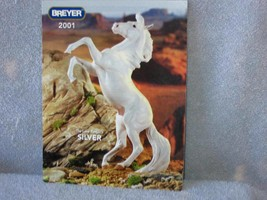 Breyer    2001 Collector's Box Catalog    Mini catalog that's included w... - $2.00