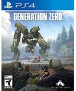 Generation Zero - PS4 - PlayStation 4 Standard Edition [video game] - $19.46