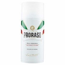 Proraso Shaving Foam, Sensitive Skin, 10.1 oz image 1