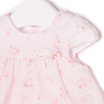 Mayoral Baby Girls Floral Print Tier Dress image 3