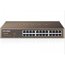 TP-Link Network TL-SF1024D 24Port 10/100Mbps Unmanaged Switch Retail - $114.13