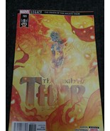 THOR #705 DEATH OF THOR + HAMMER OF THE GODS T-SHIRT - FREE SHIPPING - $23.38