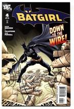 Batgirl #4 Comic book-2008-DC - $22.70