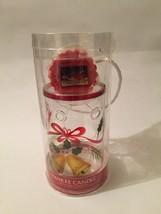 Yankee Candle Wax Potpourri Warmer Gift Set.Winter Wonderland & Xmas Tarts New - $29.69