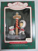 Hallmark 1988 Frosty Friends #9 Keepsake Ornament - $79.20
