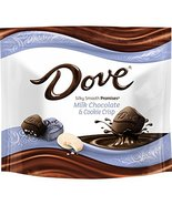 Dove Promises Cookie Crisp and Milk Chocolate Candy Bag, 7.61 Oz - $12.73