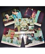 5 1976 Movie ALL THE PRESIDENTS MEN Lobby Cards Robert Redford Dustin Ho... - $29.95
