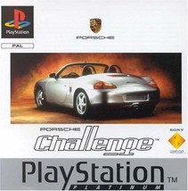 Porsche Challenge - PlayStation [PlayStation] - $3.44