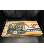 VINTAGE 1971 Milton Bradley The Partridge  Family Board Game - $24.74