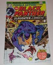 Black Panther Comic #20 March 1975 Marvel - $10.00