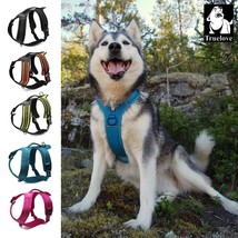 Truelove® Reflective Dog Harness Pet Vest No Pull Sport Nylon Outdoor Ad... - $32.08+
