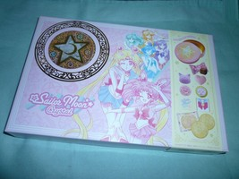 RARE PROMOTION JAPAN CHOCOLATE BOX SAILOR MOON CRYSTAL FULL CUTE - $35.00