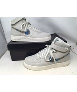 NIKE AIR FORCE I HIGH '07 LV8 AFRO PUNK 806403-005 MEN'S SIZE 11 Worn Once Box - $103.79