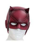 Daredevil Mask for Sale Marvel Matt Murdock Cosplay Helmet Brand Red For... - $45.00