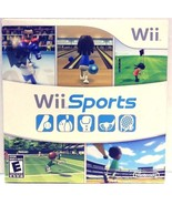 Factory Sealed New Nintendo Wii Sports Video Game - $39.99