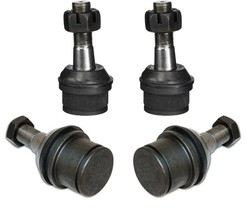 LIFETIME Upper & Lower 4 Ball Joint Kit fit Ford F250 F350 4x4 Super Dut... - $111.93