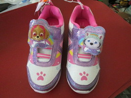 Toddler Girls Paw Patrol Athletic Sneakers size 12 New - $15.50