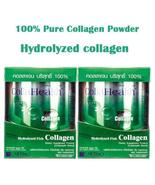 2X 200g Collahealth Hydrolyzed 100% Pure Collagen Powder Hair Skin Joints Bones - $115.83
