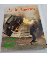 Art In America Back Issue Magazine June 1990 Photojournalism - $16.74