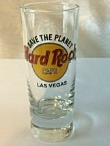 "Hard Rock Cafe LAS VEGAS - 4"" Shot Glass - COLLECTOR'S ITEM!  Save The P... - $7.87"