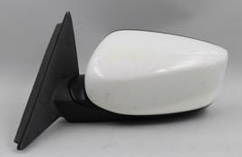 08 09 10 11 12 HONDA ACCORD SEDAN LEFT WHITE DRIVER SIDE POWER DOOR MIRR... - $118.79
