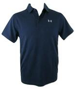 Under Armour Heat Gear Polo Shirt Men's Size Small Performance Cotton NE... - $48.01