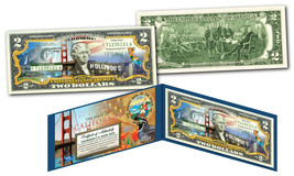 CALIFORNIA Genuine Legal Tender $2 Bill USA Honoring America's 50 States - $13.81