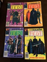 Marvel Comics Star Wars Return of the Jedi Issues 1-4 Complete Series 1983 - £6.65 GBP
