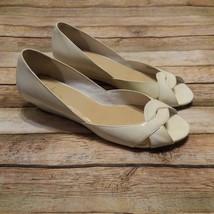 Cole Haan Pep Toe Wedge Sandals 8 1/2 B - $24.75