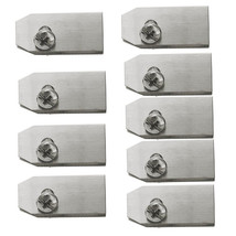 9pcs 0.6mm Gardening Stainless Steel Blades Replacement for Husqvarna Au... - $14.49