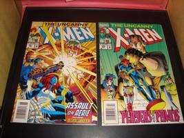 Uncanny X-Men 299 301 Marvel Comic Book Lot 1993 NM Condition - $2.69