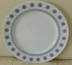 ROSENTHAL TAPIO WIRKKALA ICE BLOSSOM 1960S LARGE ROUND SERVING PLATTER 1... - $54.00