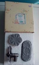 Cherished Teddies Miniature Garden Furniture Figurines 202967  - $10.89