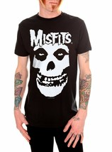 Misfits Fiend Skull Logo T-Shirt - $12.20