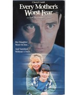 EVERY MOTHER's WORST FEAR (vhs) teen daughter is lured away on chat room, OOP - $7.49