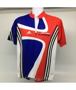 Great Britain British Cycling Shirt Adidas Men Size M Medium - $37.40